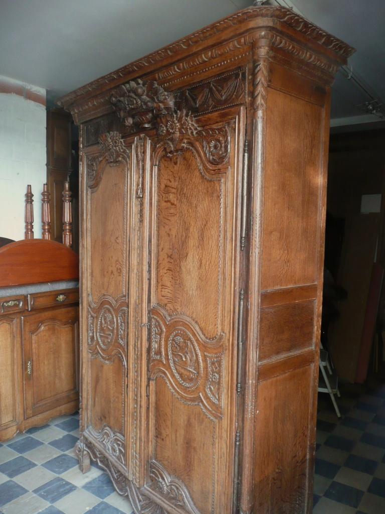 Armoire normande 3 - Prix d une armoire normande ...
